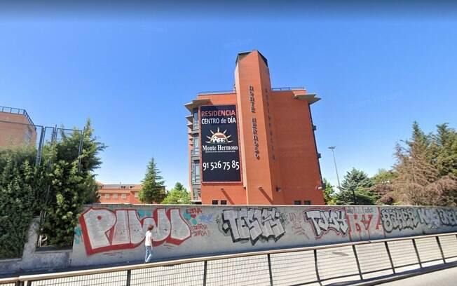 Residência de idosos foi foco do vírus em Madri