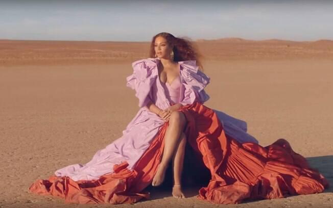 Beyoncé lança clipe de Spirit