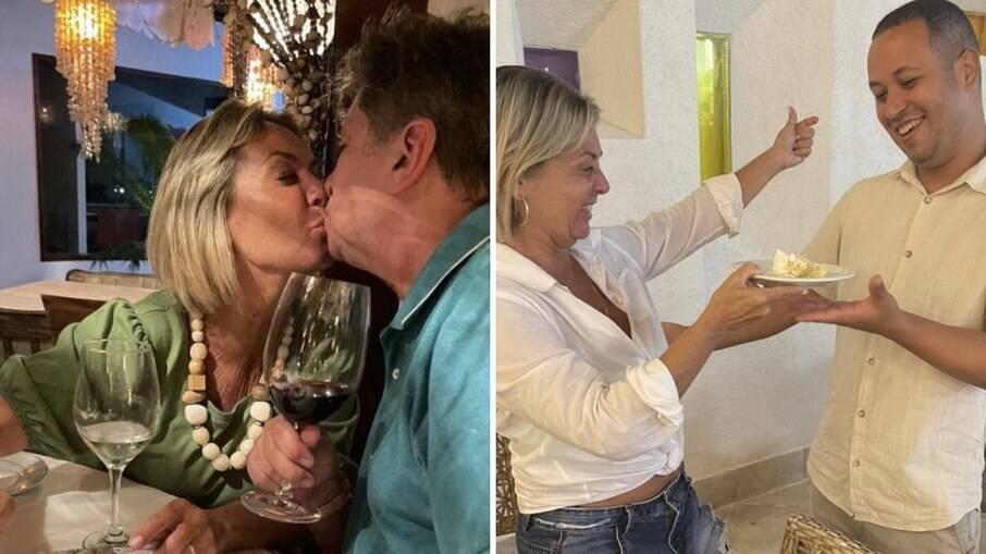 Vivi Romanelli é recebida com festa no Porto de Galinhas Resort & Spa