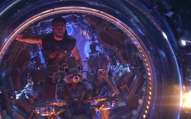 As parcerias improváveis promovidas pelo filme tornam a experiência muito mais divertida e emocionante para os fãs em Vingadores: Guerra Infinita