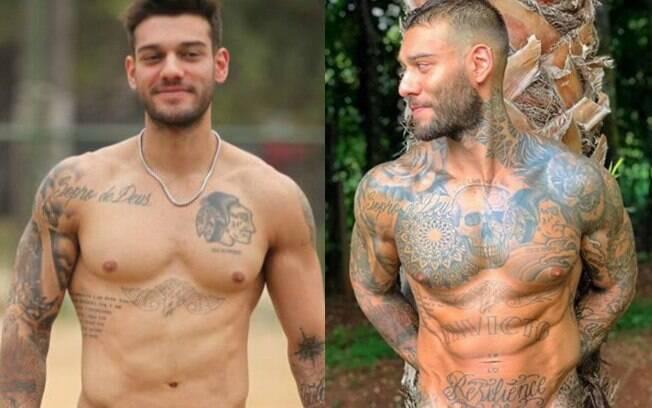 Os famosos pelados de 2018: confira quem vazou ou teve seus nudes vazados este ano