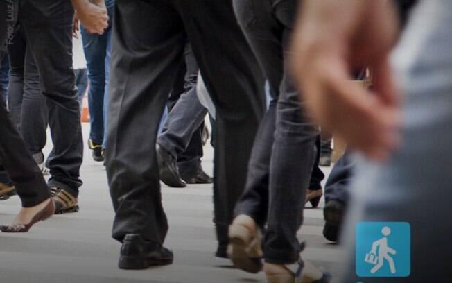 Desemprego: maioria das pessoas entrevistadas disseram que foram desligadas das empresas por causa da crise financeira