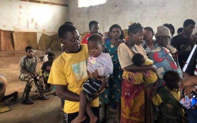 Epidemia de cólera é uma das consequências da passagem do ciclone Idai em Moçambique