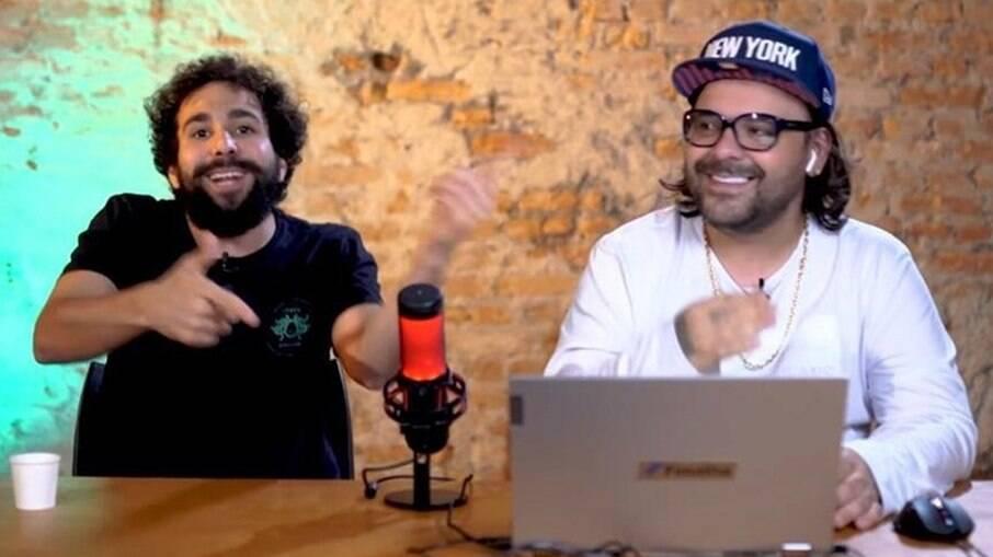 Murilo Couto e Marcelo Ferreira