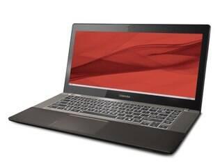 Toshiba apresenta seu primeiro ultrabook com tela em formato wide