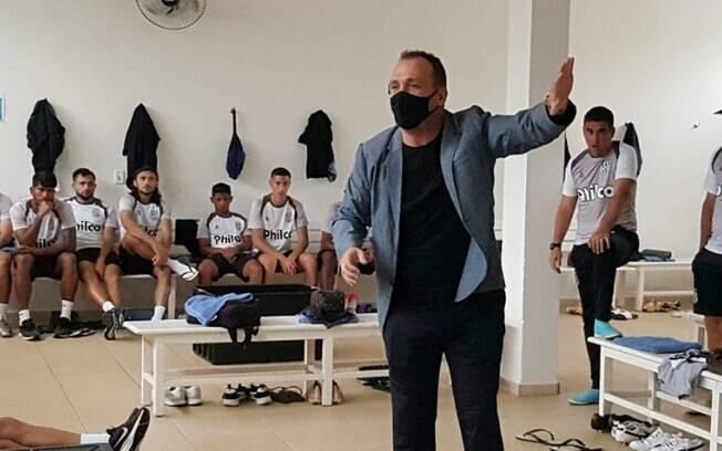 Alex Brasil  o novo executivo de futebol da Ponte Preta