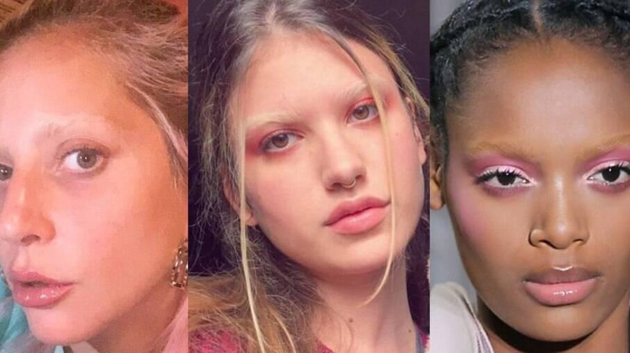 Lady Gaga e Giovanna Grigio aderiram ao visual