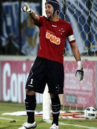 d07fd1af7f Goleiro do Cruzeiro lembra que rival venceu uma partida fora de casa e deu  um salto com triunfo em casa