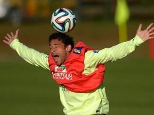 Fred não se deu bem no amistoso contra o Panamá, nem nos treinos na Granja Comary