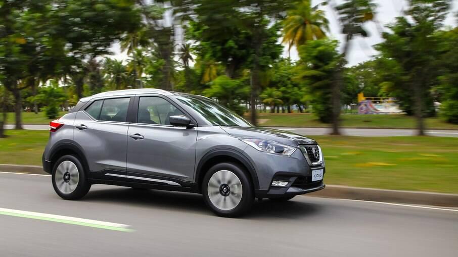A bola da vez! SUVs já correspondem a 36% de todos os automóveis vendidos no Brasil