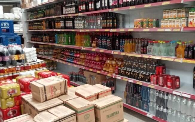 Polícia Civil lacra atacado que vendida bebida irregular