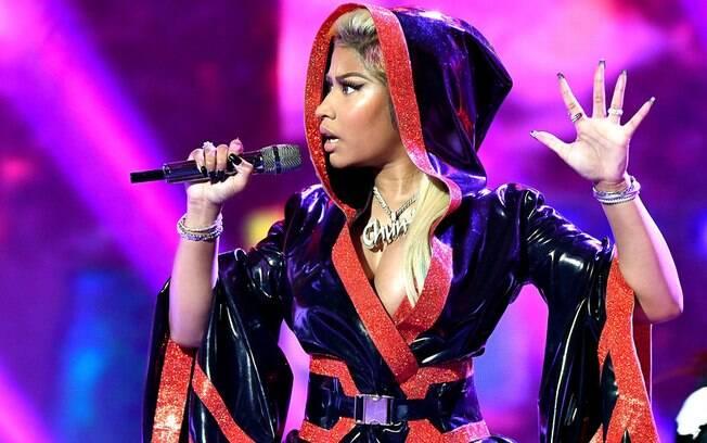 As maiores brigas de Nicki Minaj