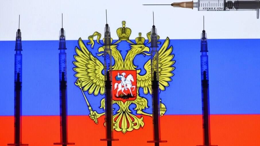 Perfis da Sputnik V em redes sociais anunciam programa para seguidores de outros países serem vacinados na Rússia