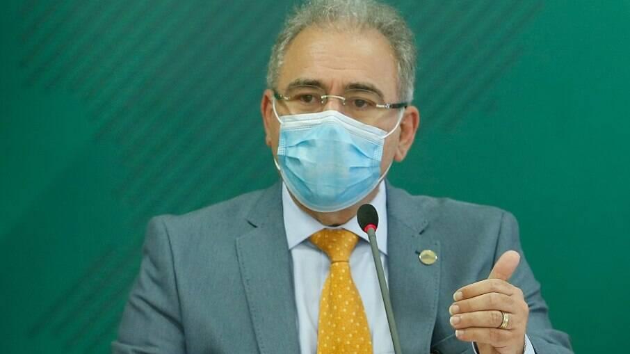 Atual ministro da Saúde, Marcelo Queiroga será ouvido pela CPI nesta quinta (06)