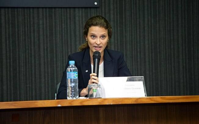 Suzana Cordeiro Guerra, presidente do IBGE