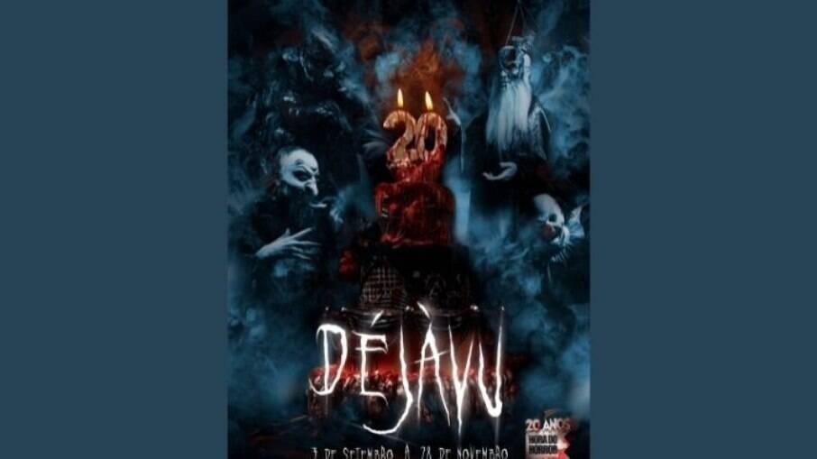 Edição comemora 20 anos de Hora do Horror