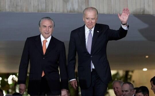 Biden diz que Brasil e EUA podem multiplicar comércio por sete - Mundo - iG