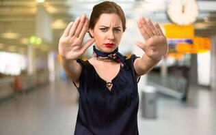 Estudo aponta que 4 a cada 10 comissários de bordo são abusados por passageiros