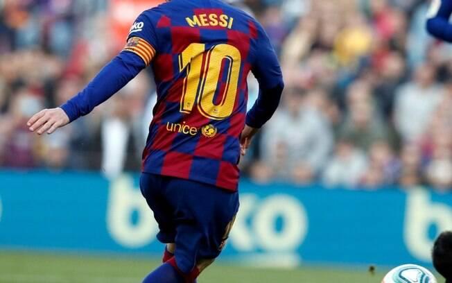 Lionel Messi é a grande estrela da competição