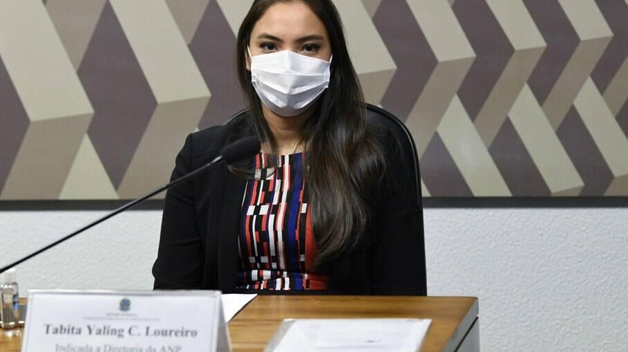 Tabita Loureiro é egressa do grupo do PCdoB e PT na Agência