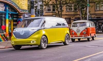 VW registra nome e-Samba, que pode ser para nova Kombi