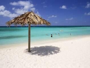 Quem busca o azul-turquesa do Mar do Caribe não se decepciona