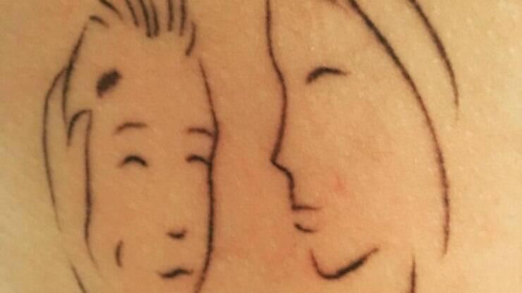 13 Ideias De Tatuagens Para Homenagear Os Filhos Inspire Se