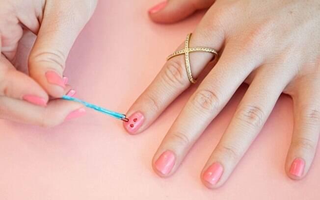 Criar nail arts pode ser mais fácil do que você pensa