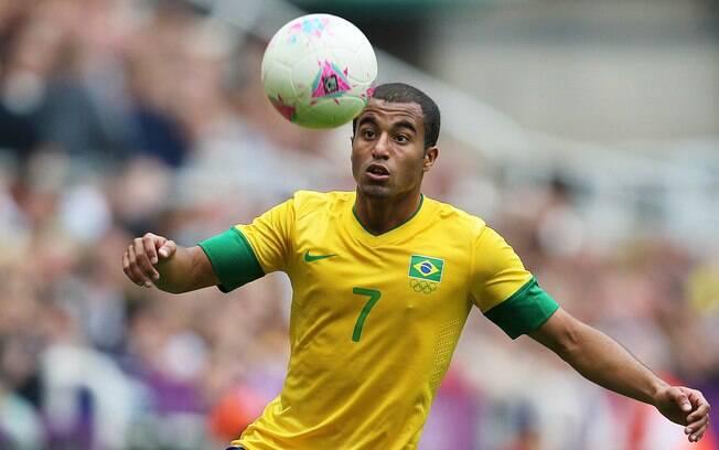 Lucas Moura está de volta à seleção brasileira após o corte de Everton