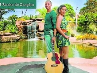 """Relicário.  Dupla lançará """"Riacho das Canções"""" em novembro"""