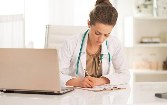 Para conseguir o auxílio-doença hoje é preciso levar requerimento no dia da perícia
