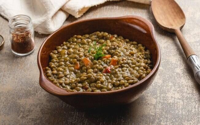 5 receitas com lentilha para atrair fartura e sorte