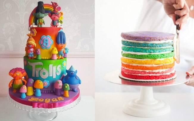 Independentemente do estilo do bolo, o importante é que ele seja gostoso para agradar as crianças e adultos convidado
