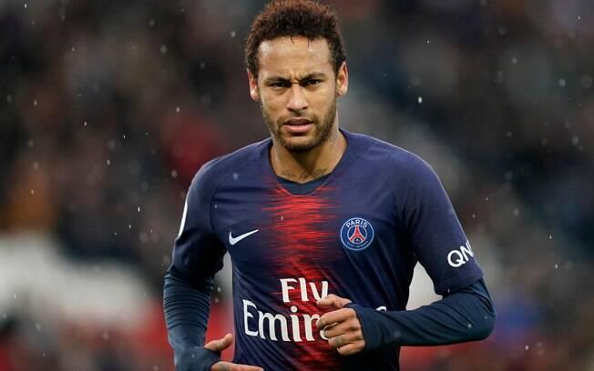 Neymar quer deixar o PSG