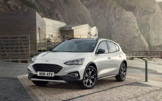 Nova picape da Ford terá como base o novo Focus, que vai deixar de ser vendido nos Estados Unidos