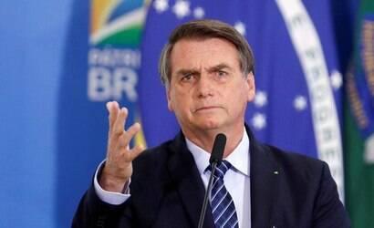 Bolsonaro critica dados da Receita e nega alta de impostos