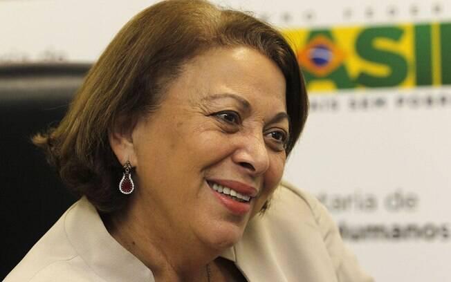 Ideli Salvatti continua na Secretaria de Direitos Humanos