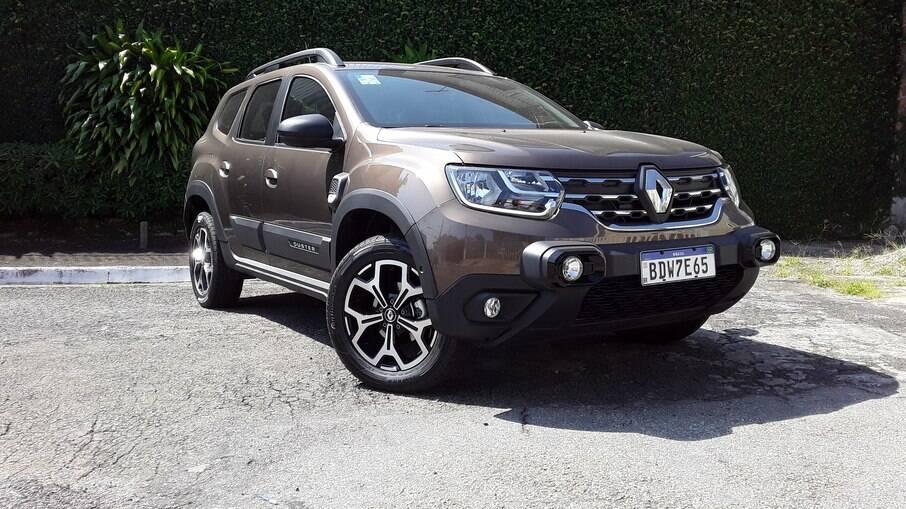 Renault Duster se destaca por ser um modelo relativamente novo com valor mais em conta
