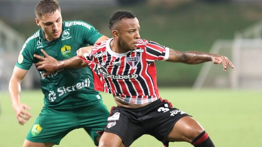 Cuiabá x São Paulo
