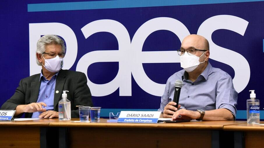 Dário Saadi detalhou Programa de Precatórios em live nesta quinta-feira (22).
