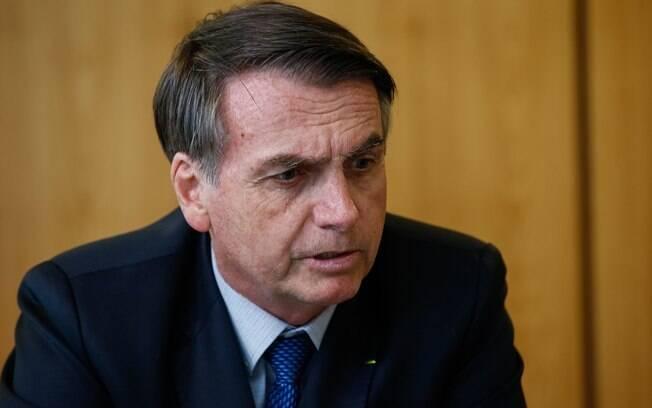 Bolsonaro manifestou preocupação sobre o assunto e alertou sobre dados