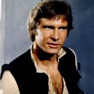 Ford em cena de 'Star Wars - Episódio 4: Uma Nova Esperança' (1977)