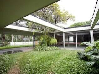 Em reforma, casa que abrigará o evento terá 2.000 m² de projetos paisagísticos
