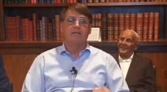 """""""Ideia de furar teto de gastos existe, qual o problema?"""", diz Bolsonaro"""