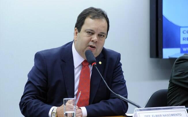 O deputado Elmar Nascimento (BA) é indicado do DEM para a comissão do impeachment.. Foto: Fotos Públicas