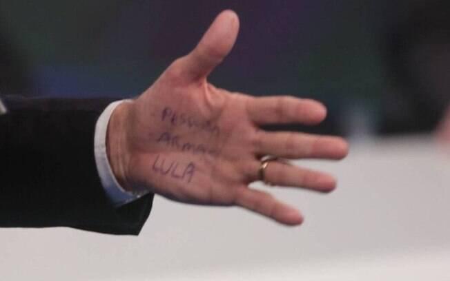 Jair Bolsonaro escreveu tópicos