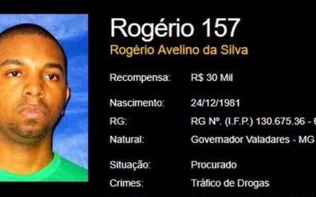 Traficante Rogério 157 conseguiu retorno  à Rocinha neste sábado (23)