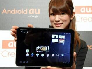 Xoom, tablet da Motorola, recebe primeira atualização do Android