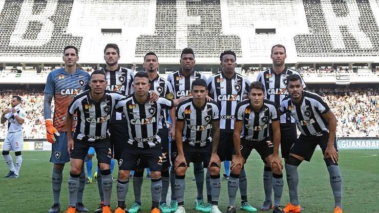 5dda78b236 Confira as principais informações do Botafogo para o Brasileirão - Futebol  - iG