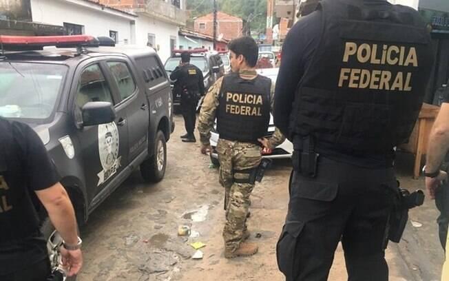 Operação Raposa desarticulou rede de tráfico de drogas em PE